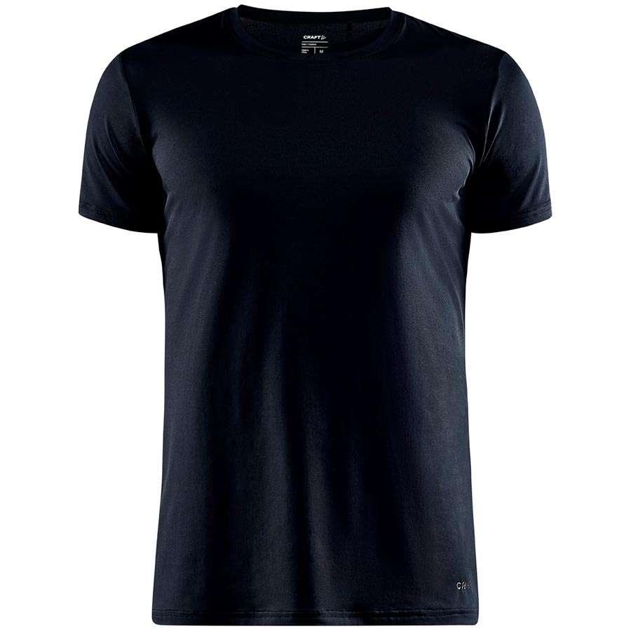 Craft CORE Dry Ondershirt Korte Mouwen Zwart Heren