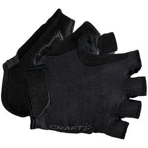 Craft Essence Zomer Fietshandschoenen Zwart