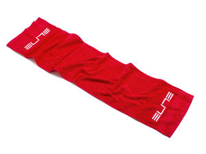 Elite Zugaman Handdoek 130x30cm Rood