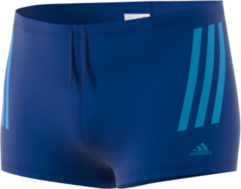 Zwembroek Blauw Heren.Adidas Pro 3 Stripes Zwembroek Boxer Blauw Lichtblauw Heren Koop Je