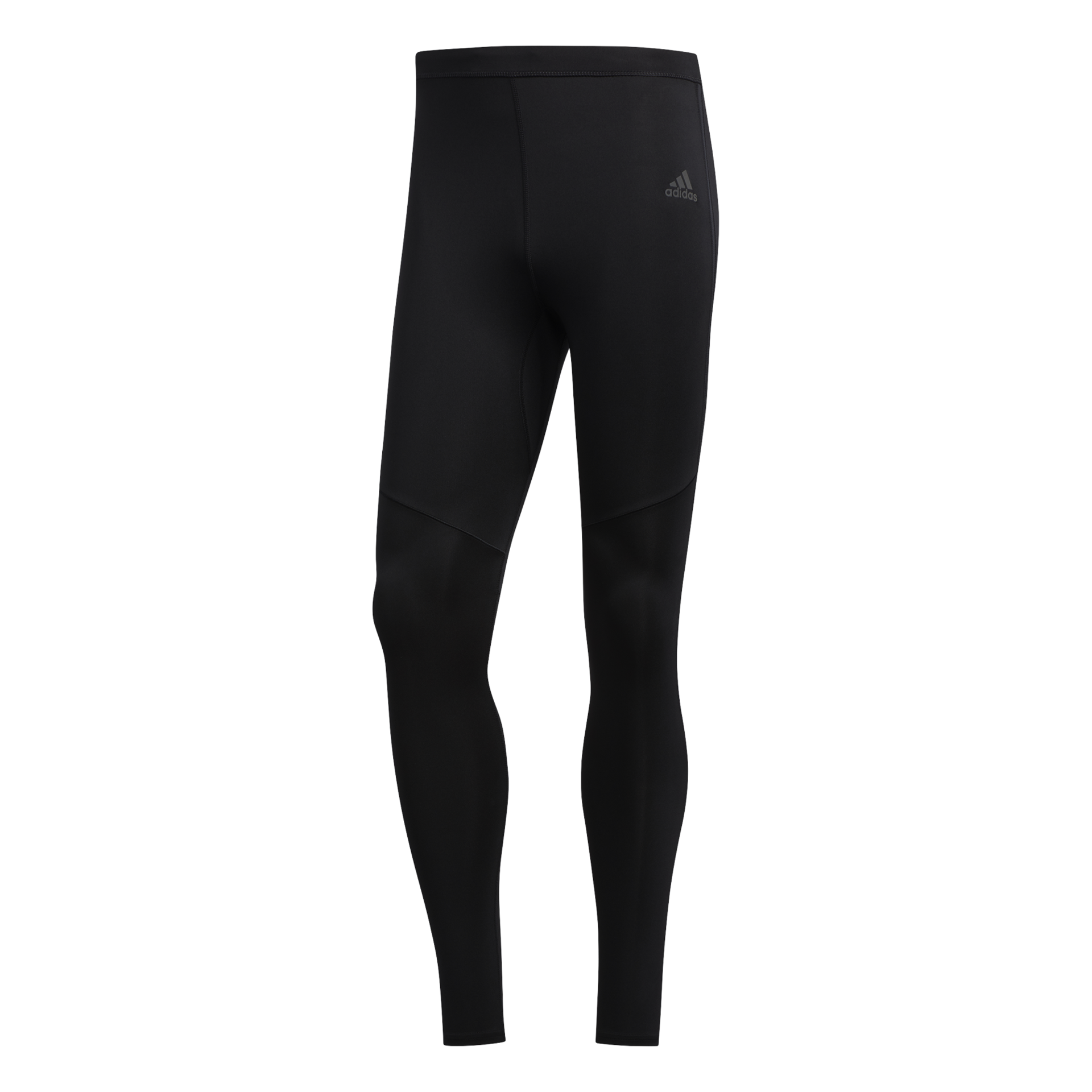 Own The Run TGT Hardloopbroek Lang Zwart Heren