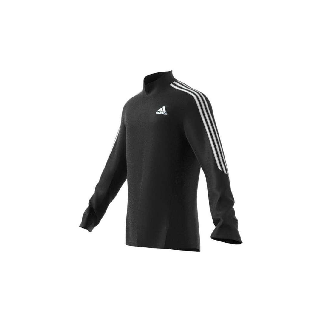 adidas Marathon Hardloopjack Zwart/Wit Heren