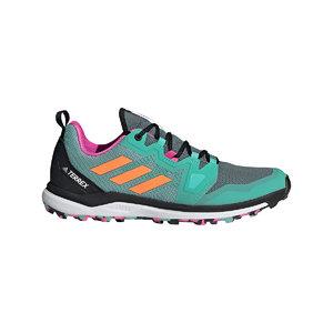 adidas Terrex Agravic Trail Hardloopschoenen Groen/Roze/Oranje Heren