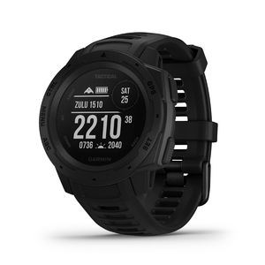 Garmin Instinct Tactical GPS Sporthorloge Zwart