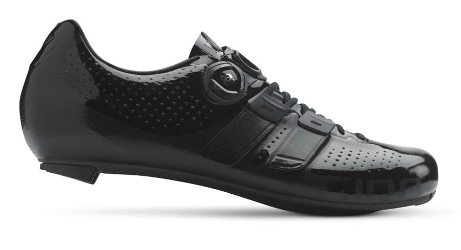 Chaussures Noires Giro Pour Les Hommes GgejF