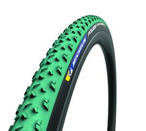 Michelin Power Mud Cyclocross Tube Groen