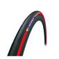 Michelin Power Road Race Vouwband Zwart/Rood