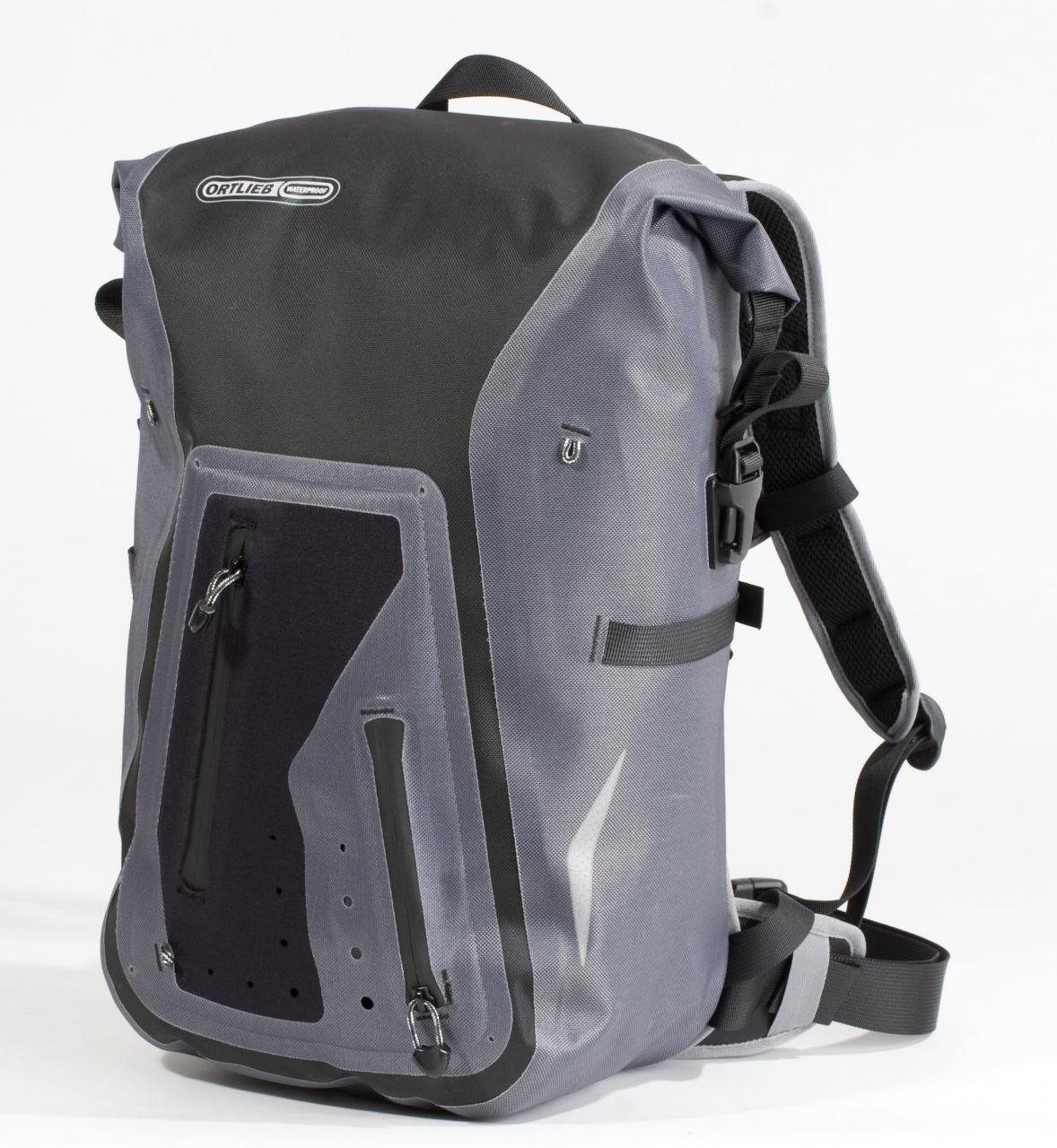 e323608dd6b Ortlieb Packman Pro 2 Rugzak Grijs/Zwart koop je bij Futurumshop.nl