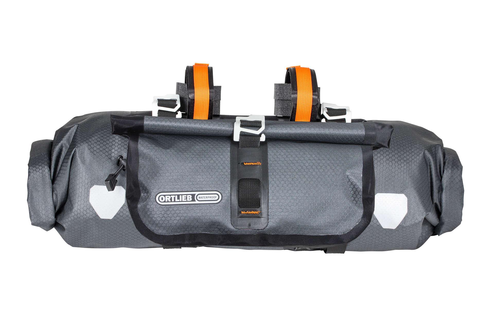 Ortlieb Handlebar-Pack M Grijs/Zwart