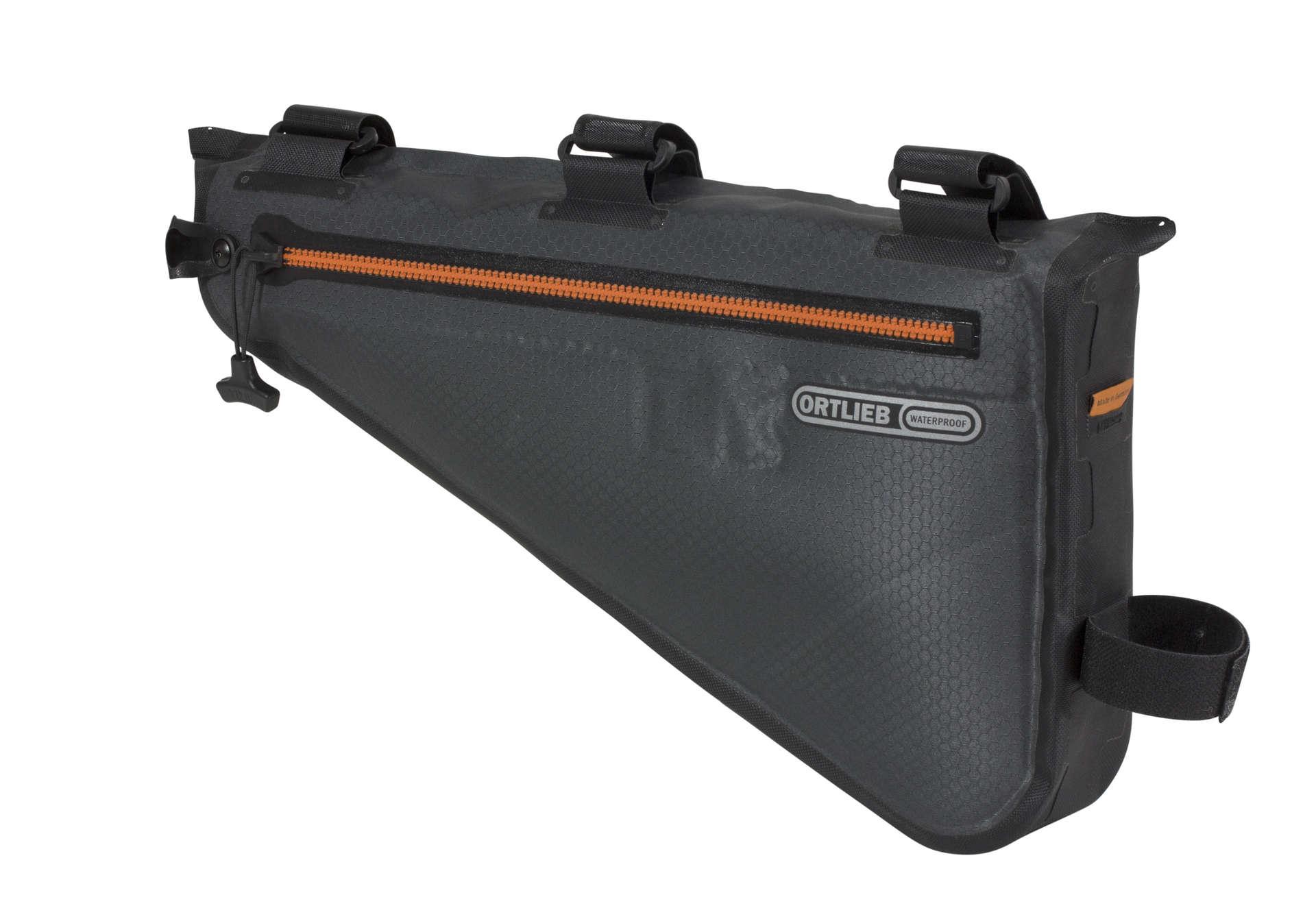 Ortlieb Frame-Pack M Grijs/Zwart
