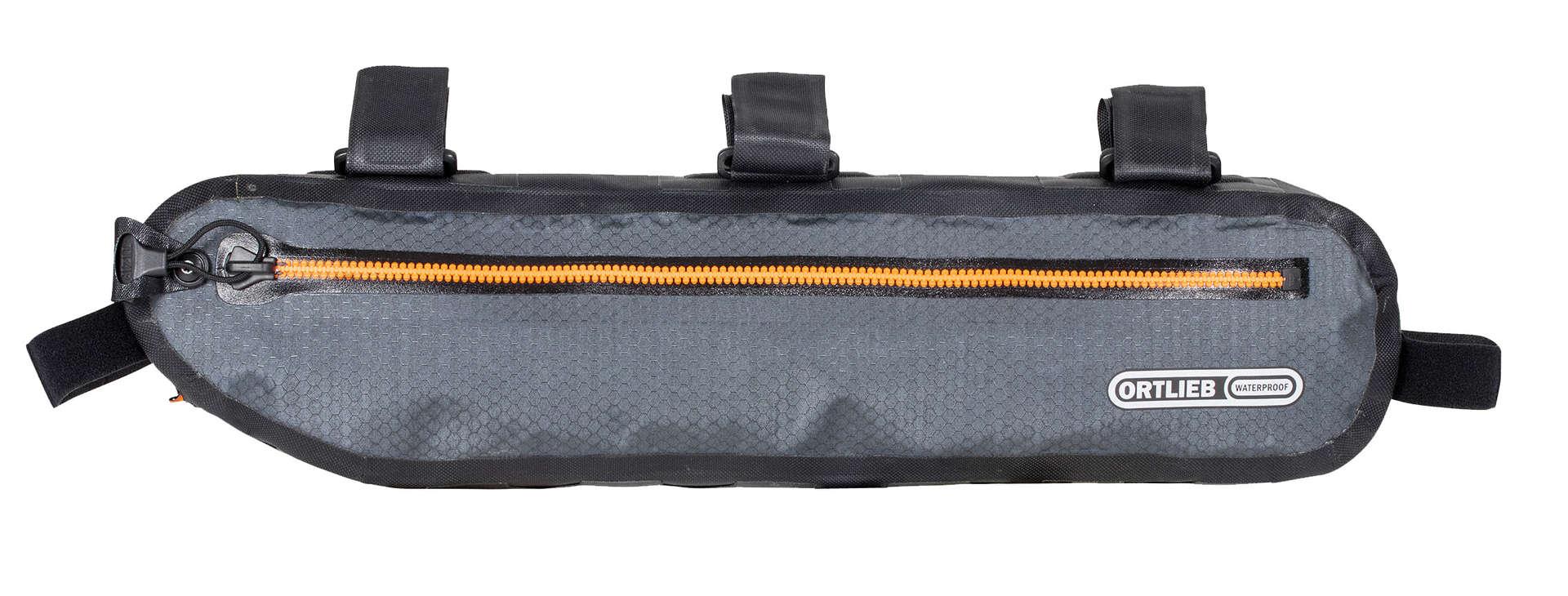 Ortlieb Frame-Pack Toptube Grijs/Zwart