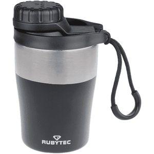 Rubytec Shira Hotshot Thermosfles Zwart 200 ml