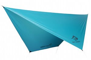 Sea To Summit Hammock Ultralight 15D Tarp Blauw