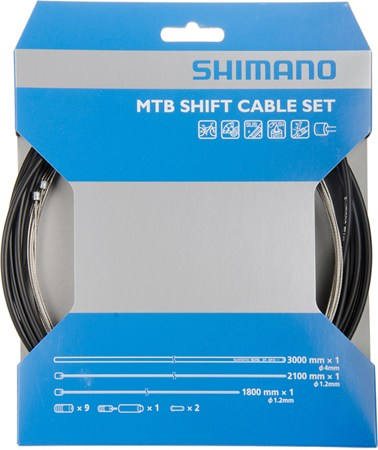 Shimano SIS-SP41 MTB Schakelkabelset