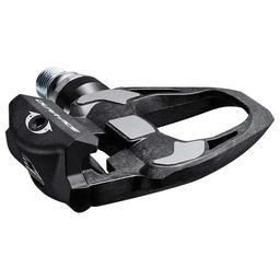 Shimano Dura Ace PD-R9100 4mm Race Pedalen Carbon Zwart