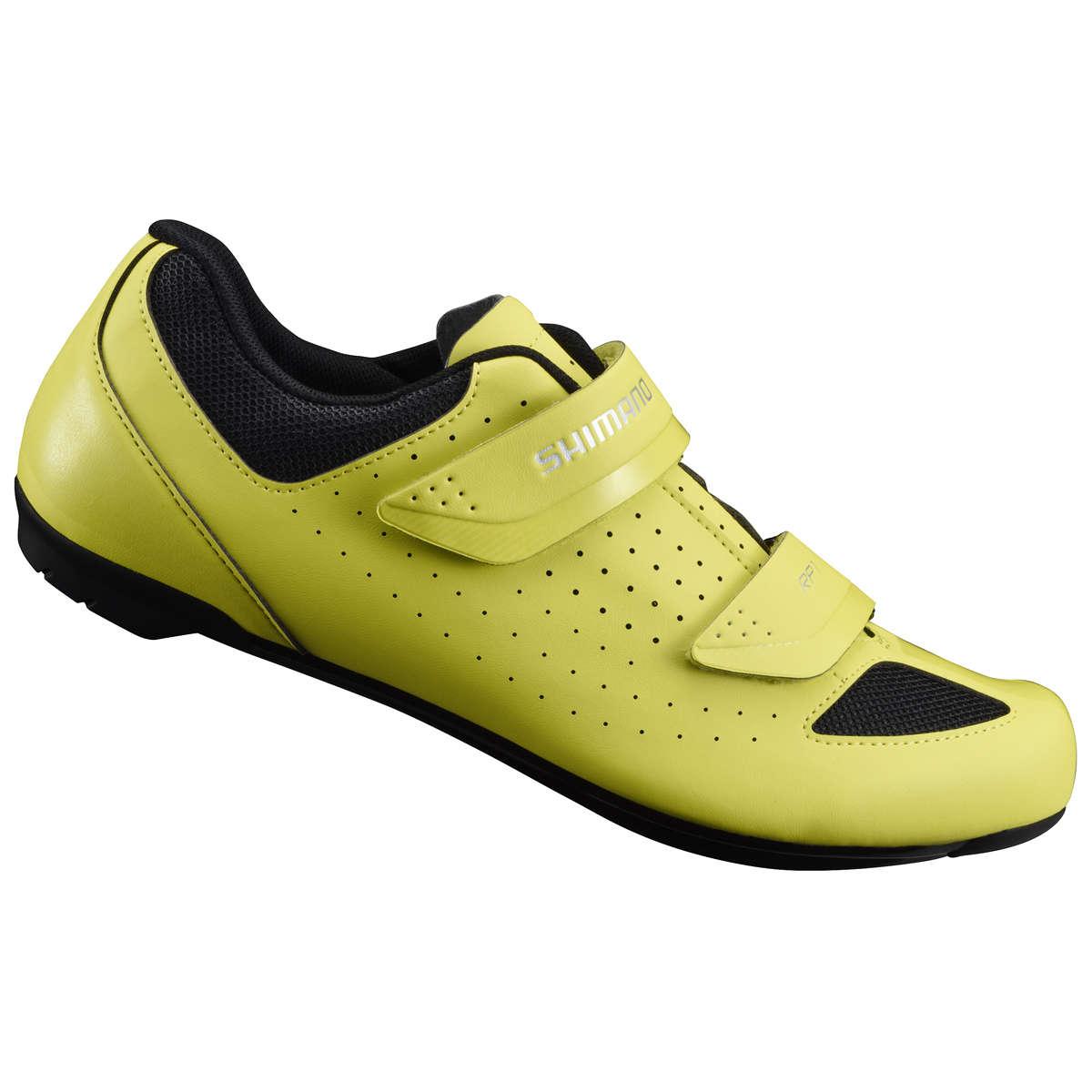 Chaussures Jaunes Shimano Pour Les Hommes MT4F7R