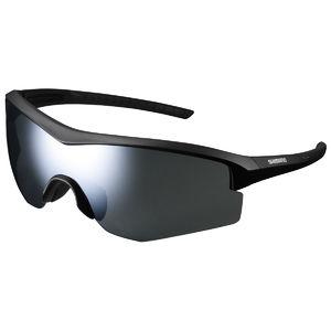 3ba63d97afe6a8 Shimano Spark Photochromic Mirror Sportbril Zwart