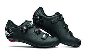 521552a08c0 Sidi Ergo 5 Carbon Composite Mega Raceschoenen Mat Zwart Heren