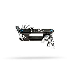 Pro  Minitool 8 Aluminium Zwart