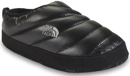 The North Face Nse Tent Mule Iii Sloffen Shiny Blackblack Dames