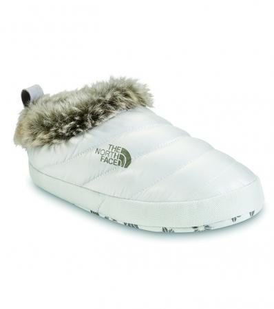 The North Face Nse Tent Mule Faux Fur Ii Wit Sloffen Dames Koop Je