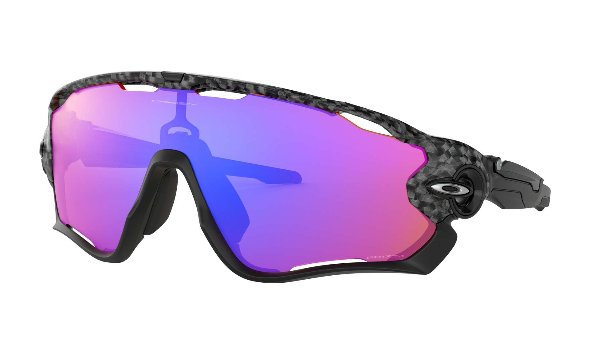 Oakley Jawbreaker Sport Zonnebril Carbon Fiber Prizm Trail Lens Zwart Koop Je Bij Futurumshop Nl