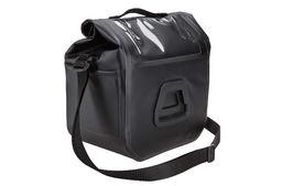 Thule Shield Handlebar Bag Met Single Handlebar Mount Zwart