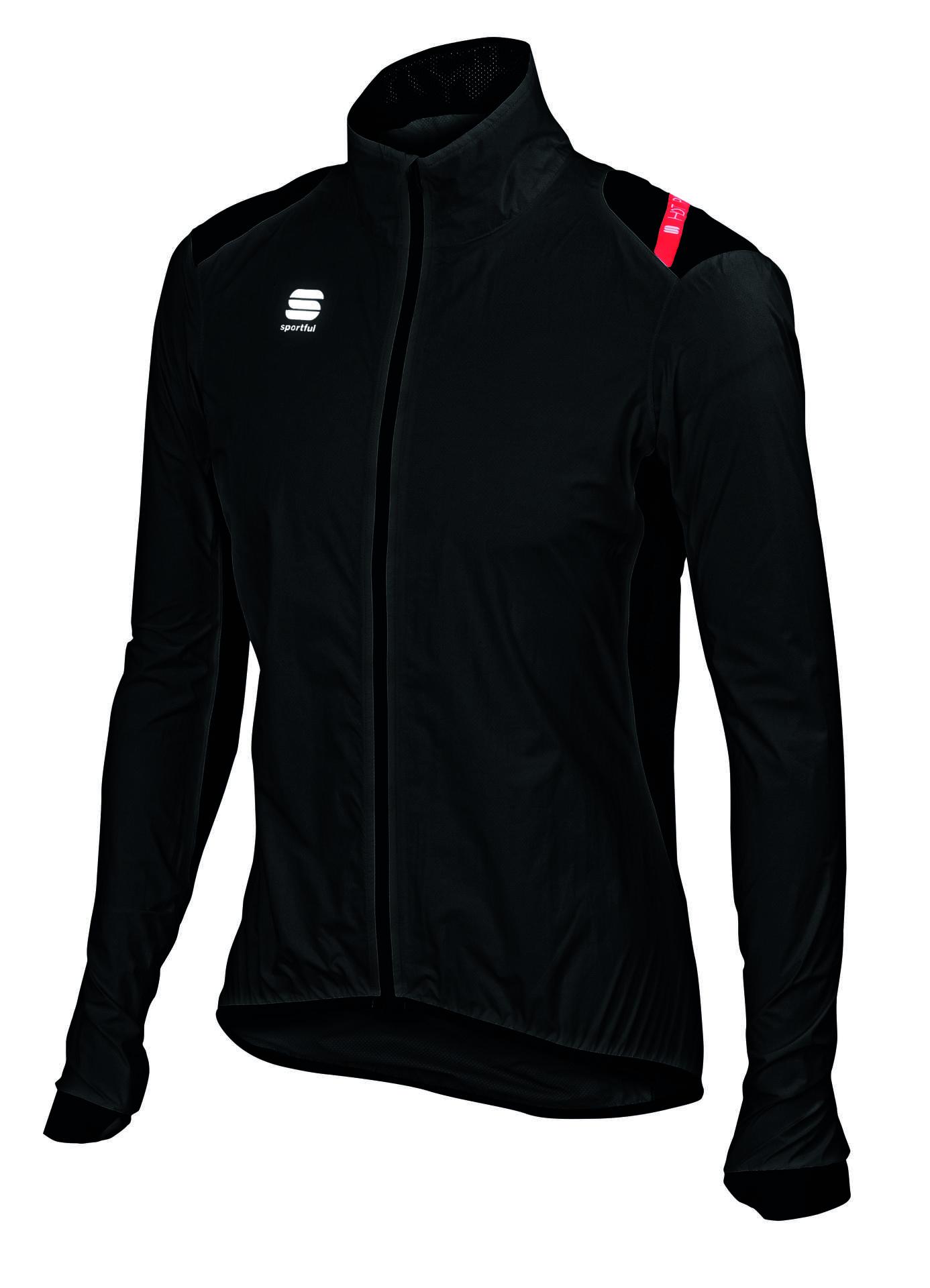 Sportful Hot Pack NoRain Jacket Zwart