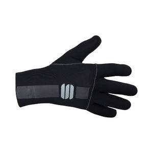 Sportful Neoprene Fietshandschoenen Zwart/Grijs