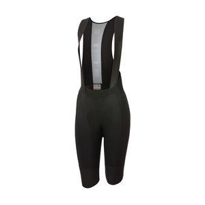 Sportful Bodyfit Pro Thermal Fietsbroek Kort Zwart Dames