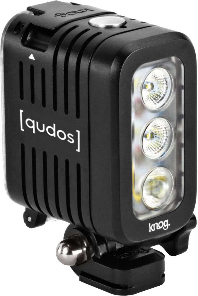 knog qudos action light zwart