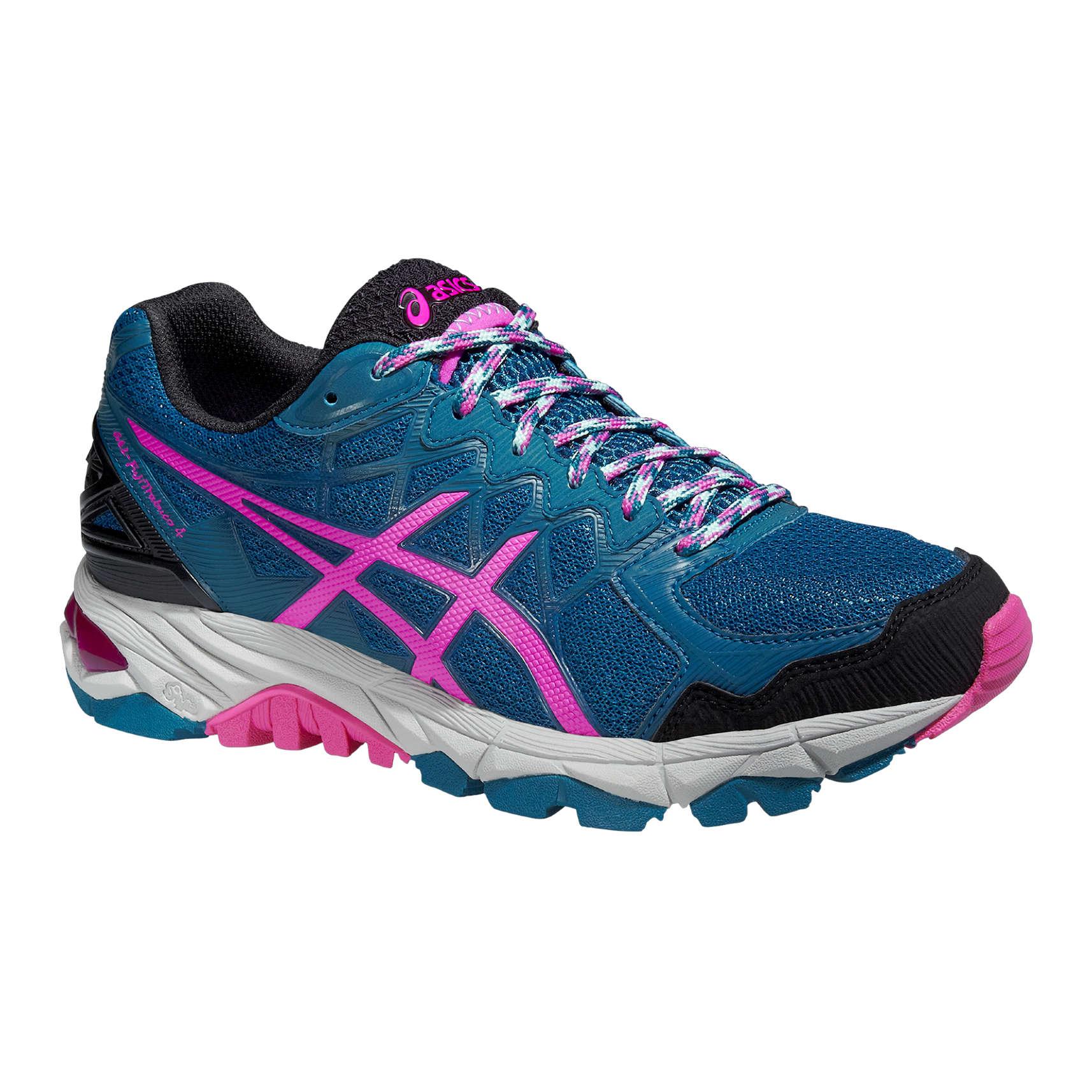 asics trail roze