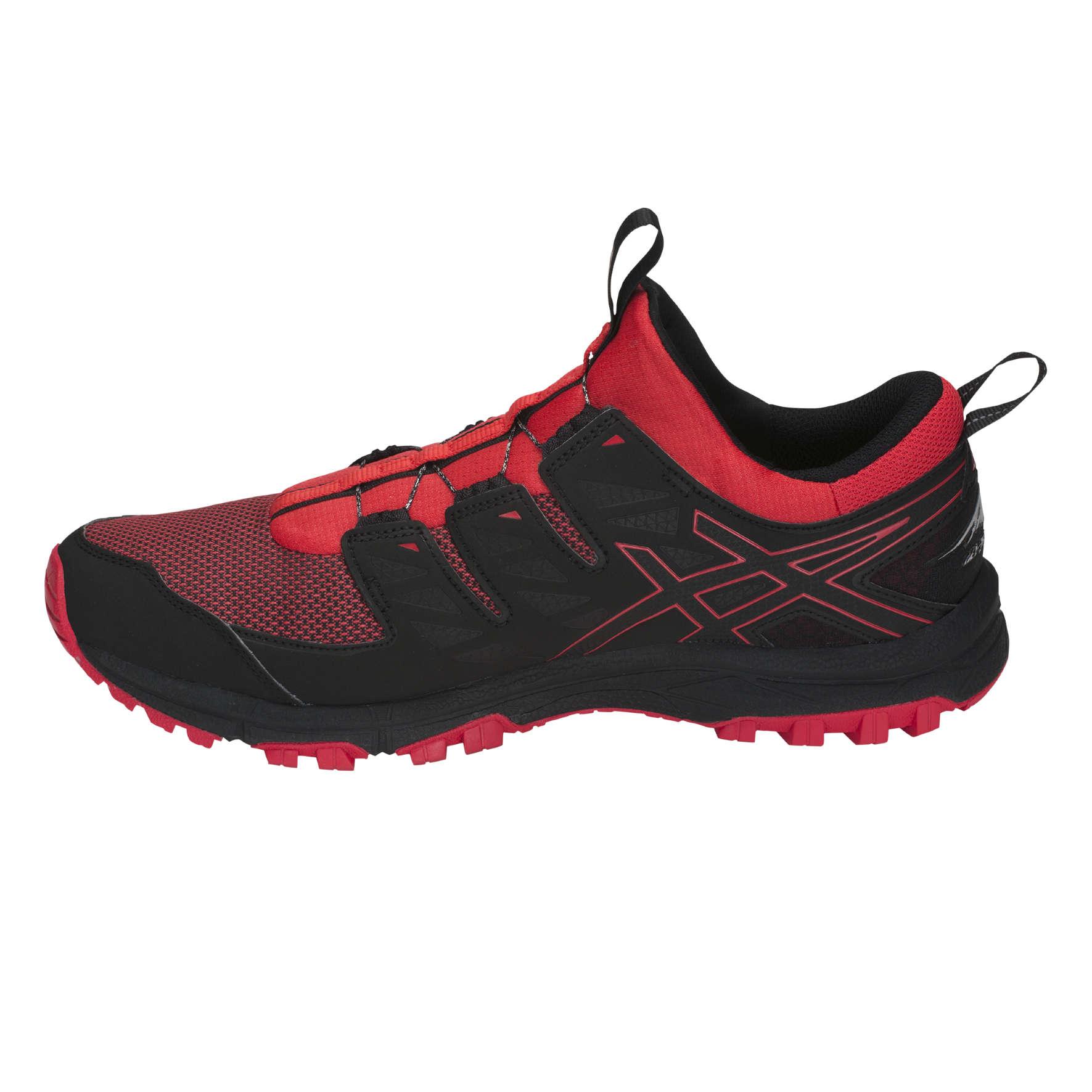 asics trail rood