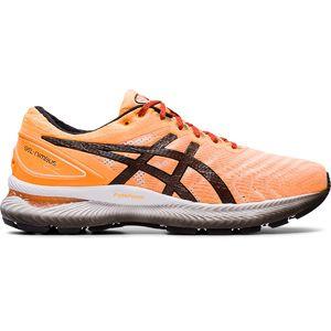 Gel Nimbus 22 Hardloopschoenen Oranje/Zwart Heren