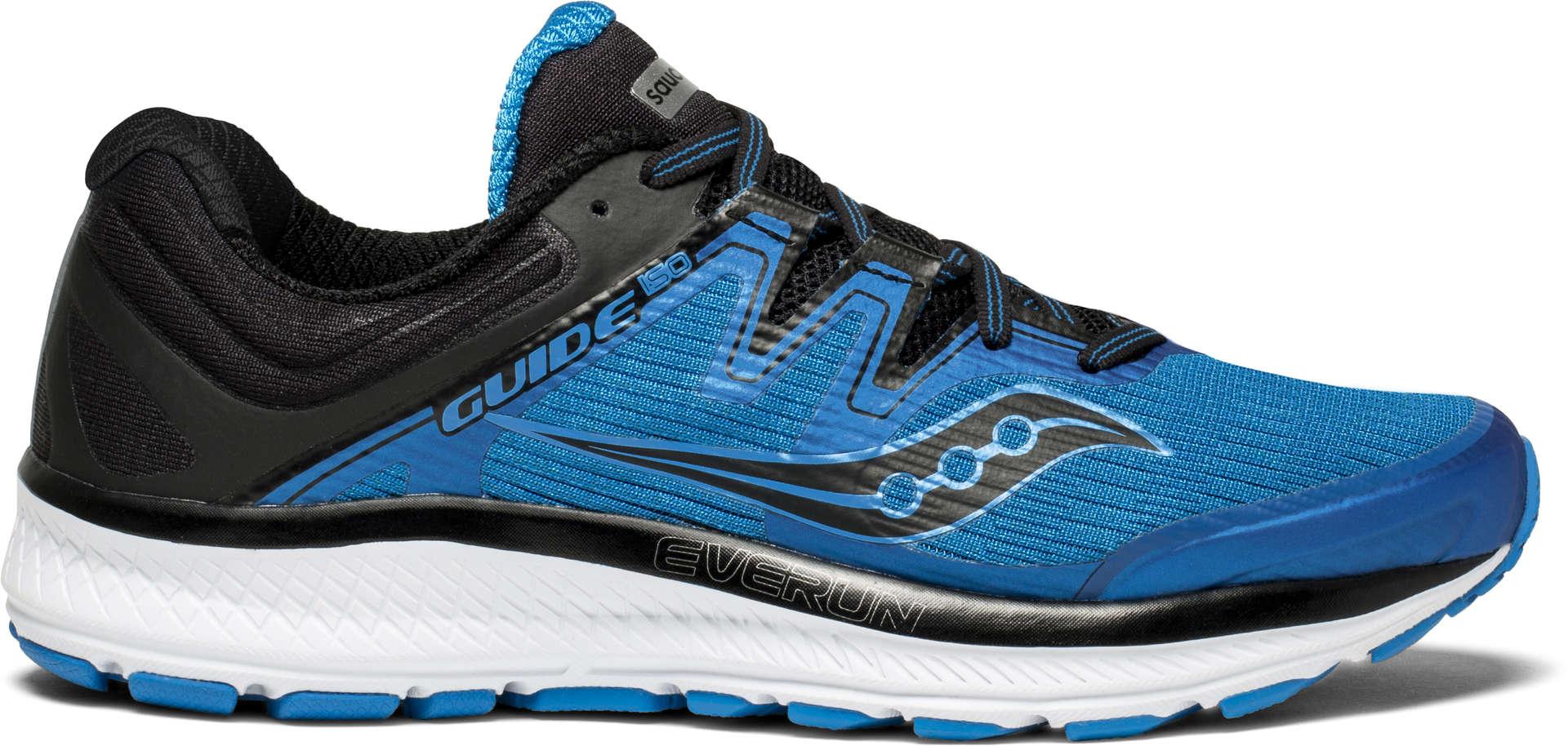 Saucony - Guide 10 - Chaussures De Course Taille 7 Bleu / Gris / Noir m4qP0aDu
