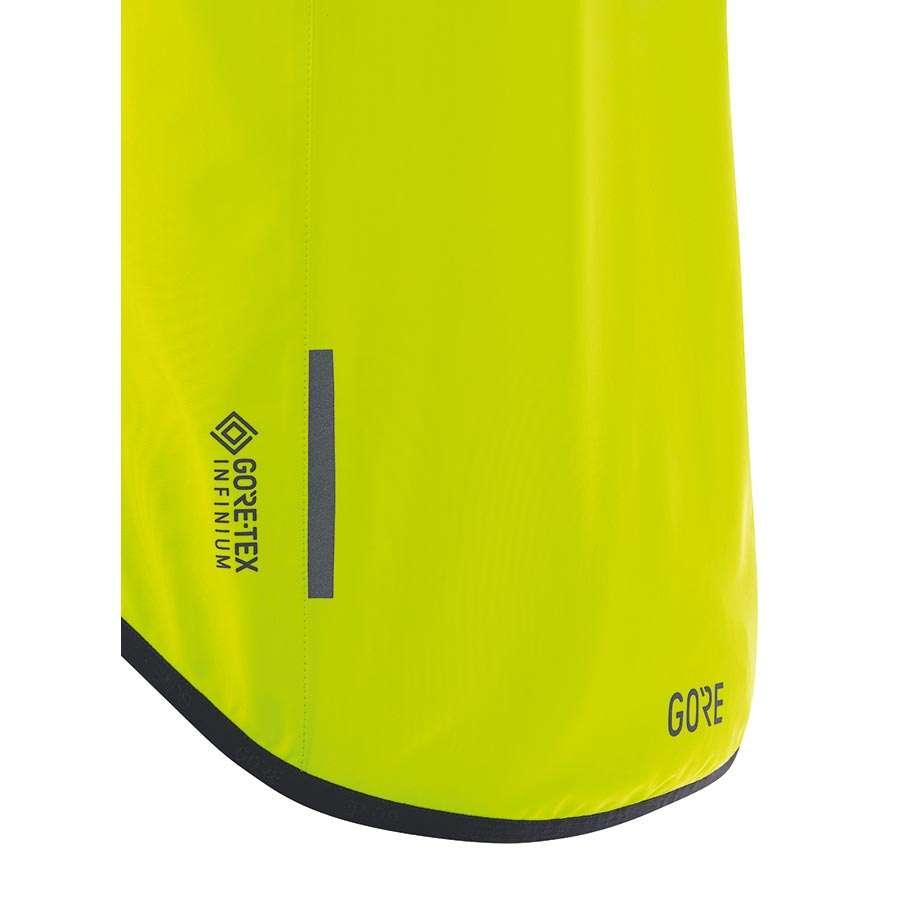 GORE Wear Spirit Windvest Neon Geel Heren