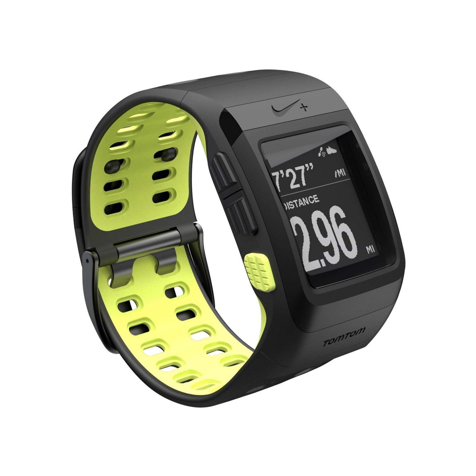 + Sportwatch GPS (Powered by TomTom)
