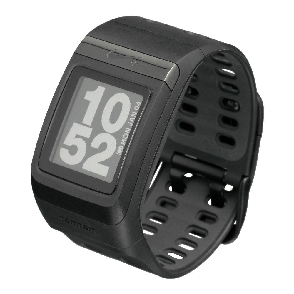 Plus Sportwatch GPS Zwart (Powered by TomTom)