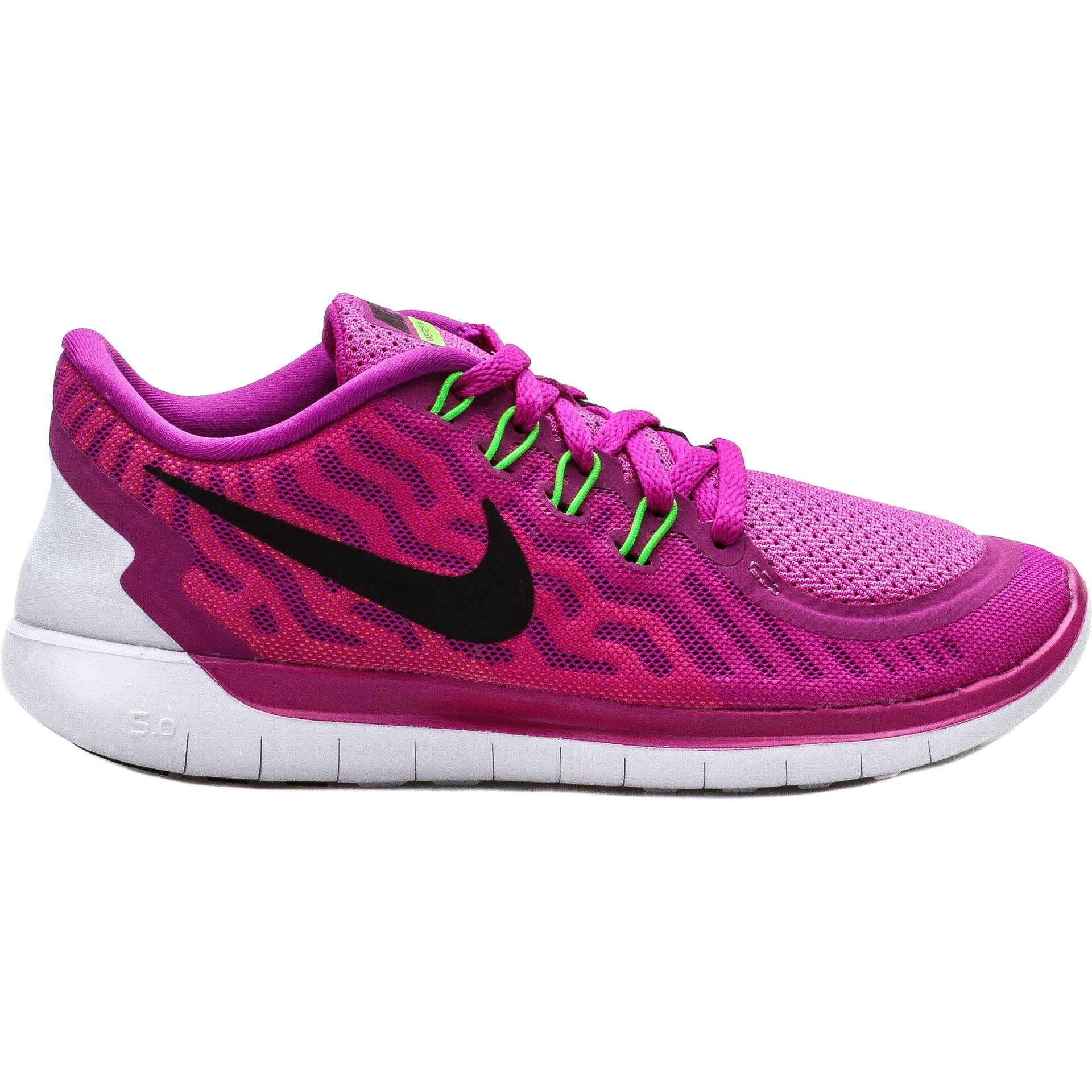 finest selection fe210 e56f0 Nike Free 5.0 Hardloopschoen RozeWit Dames