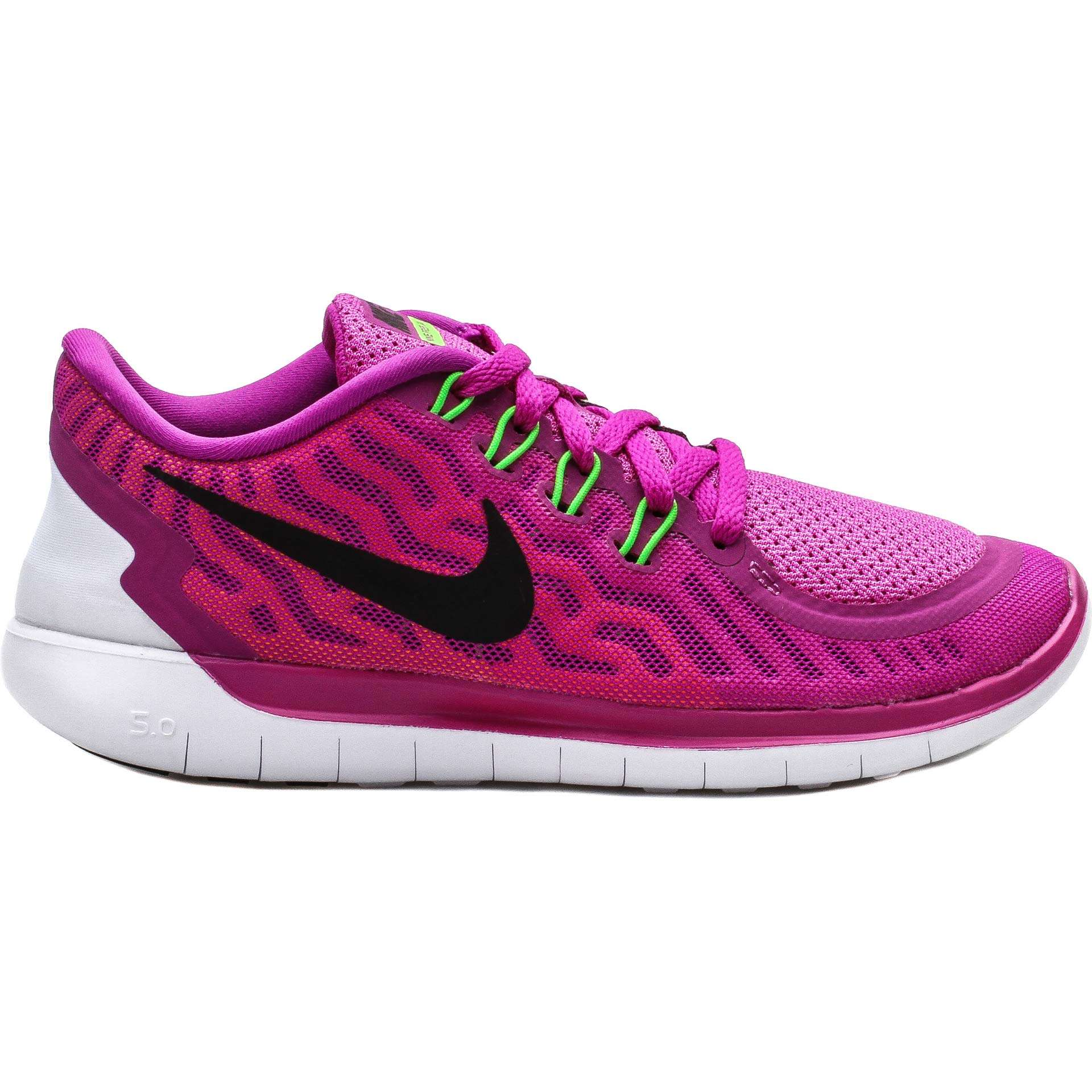 finest selection 8a0be 3d1d0 Nike Free 5.0 Hardloopschoen RozeWit Dames
