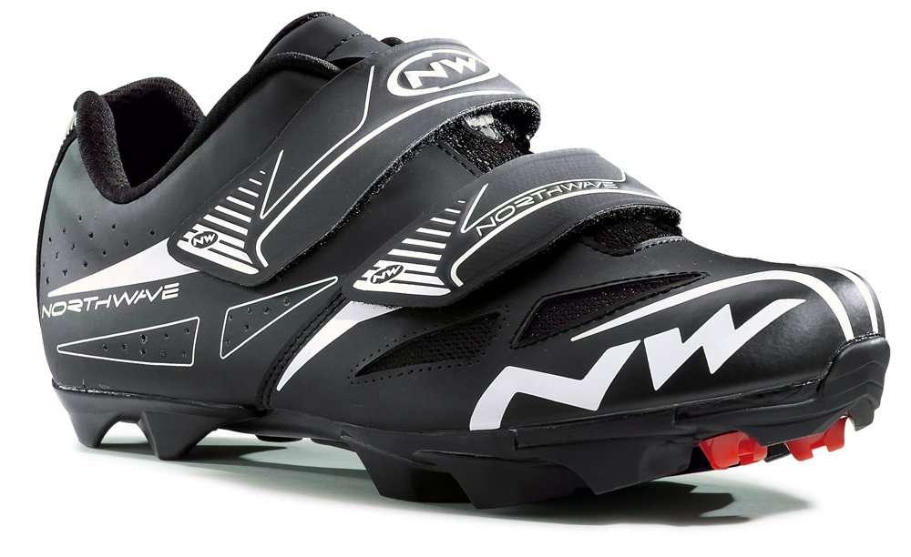 Spike Evo MTB Mountainbikeschoen Zwart Heren