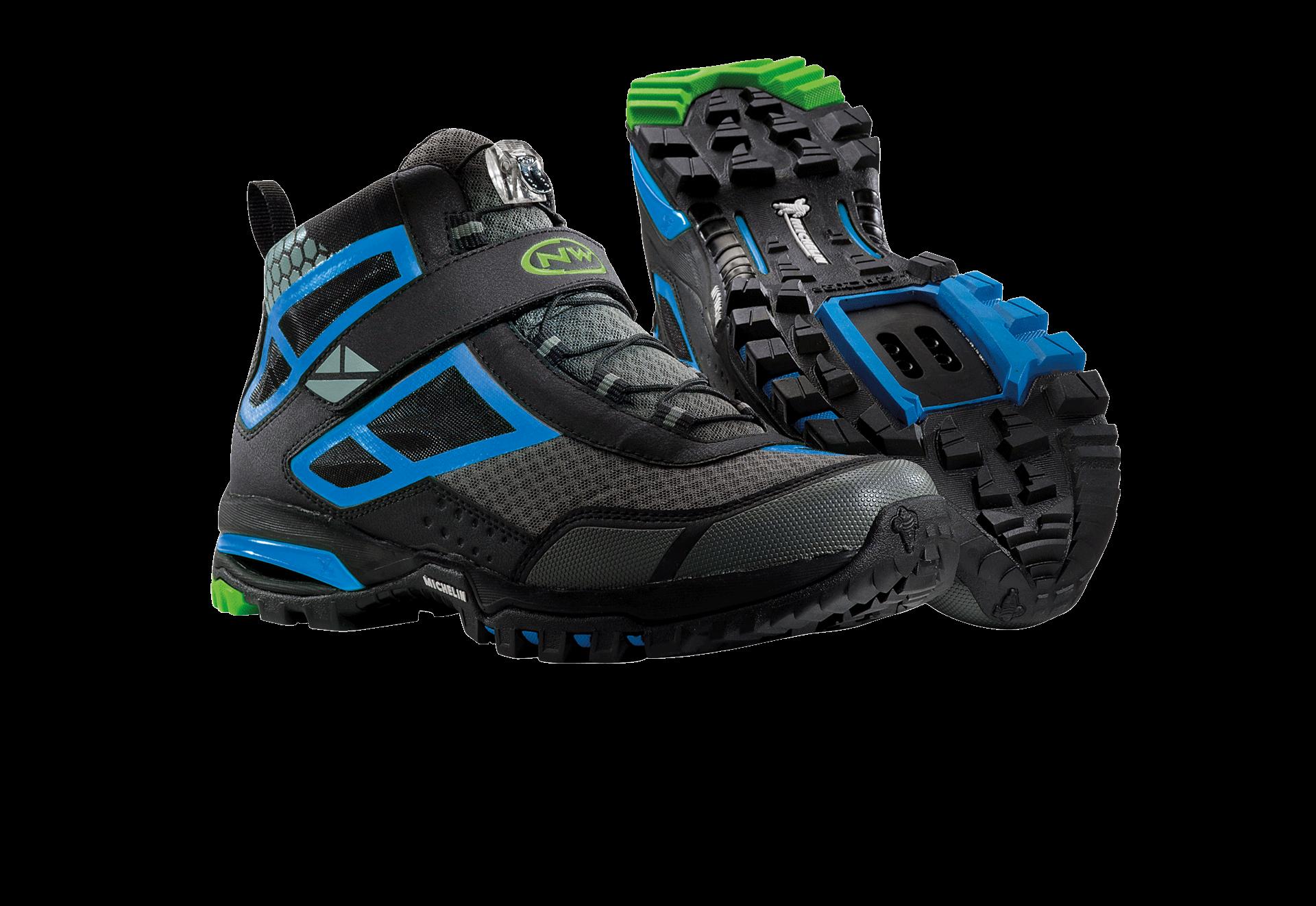 Chaussures Northwave Transparentes Avec Velcro Pour Les Hommes kx4rH0h