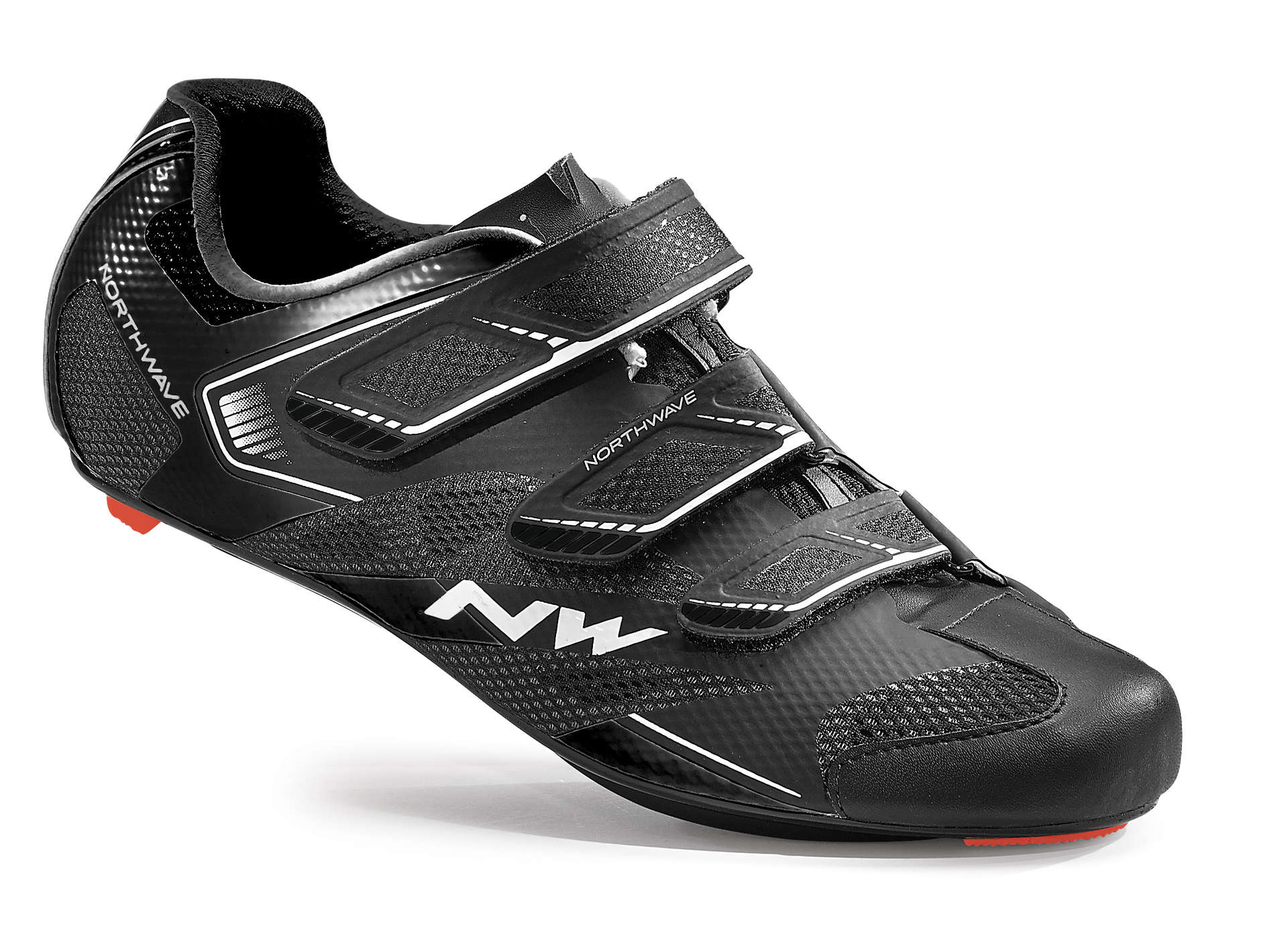 Chaussures Noires Northwave Pour Les Hommes 082woIwPZ