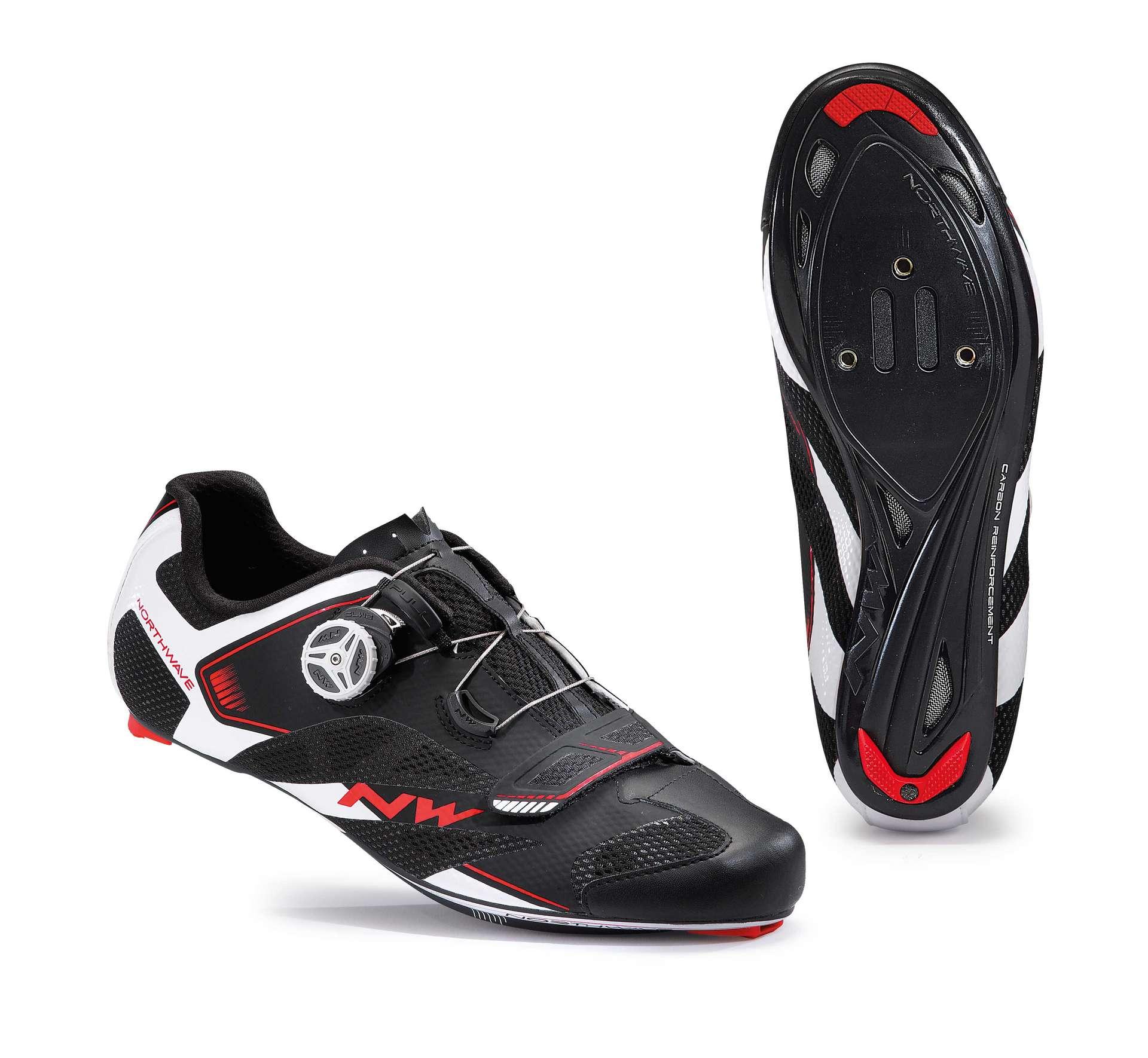 Northwave Chaussures Blanches Avec Velcro Pour Les Hommes jhhpuFhns1