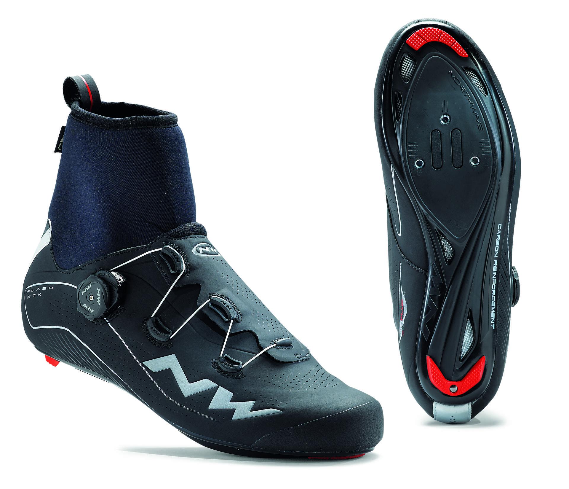 2d550e8e546 Northwave Flash GTX Raceschoenen Zwart Heren koop je bij Futurumshop.nl