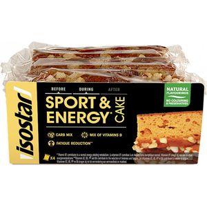 Isostar Sport en Energy Cake 4 stuks