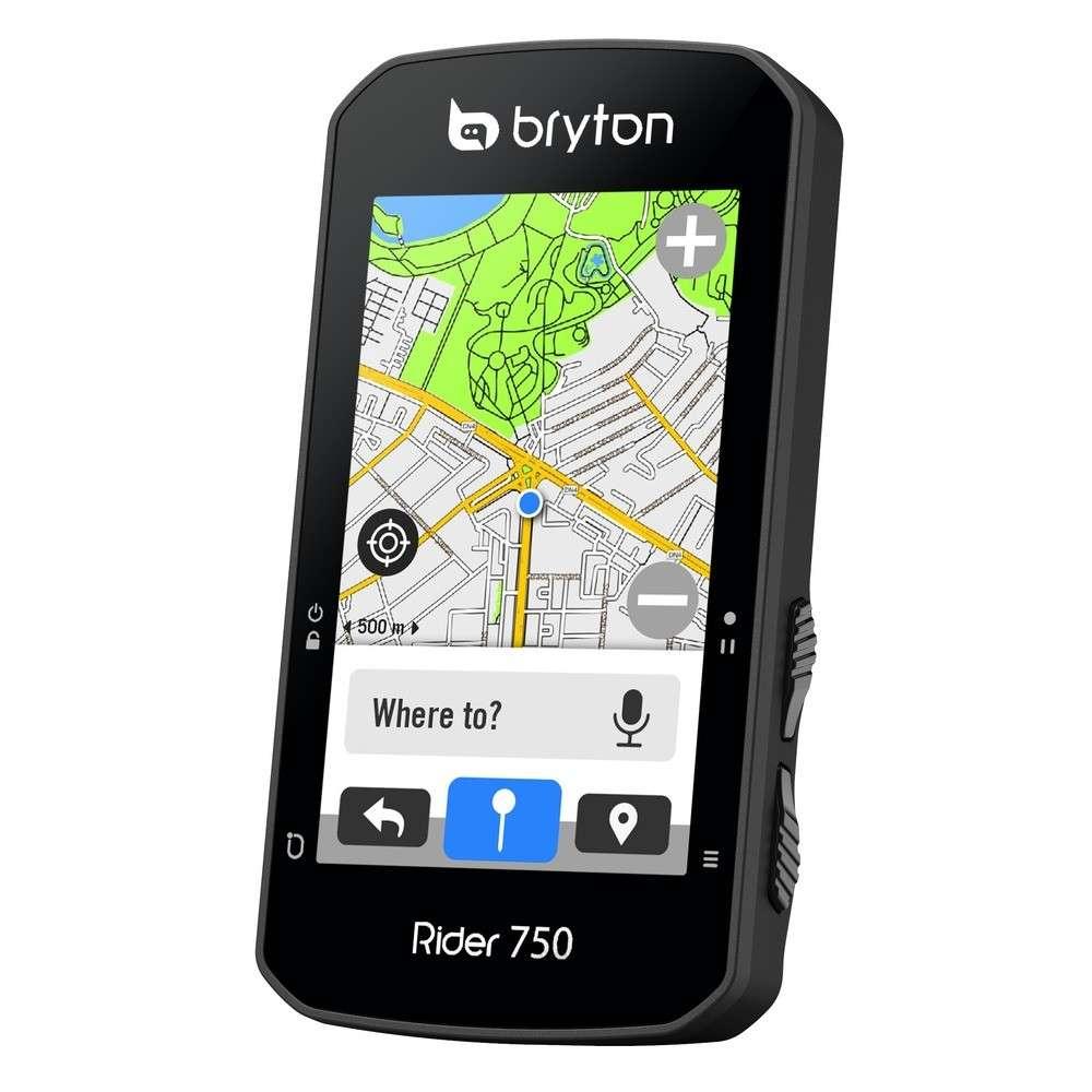 Bryton Rider 750T GPS Fietscomputer