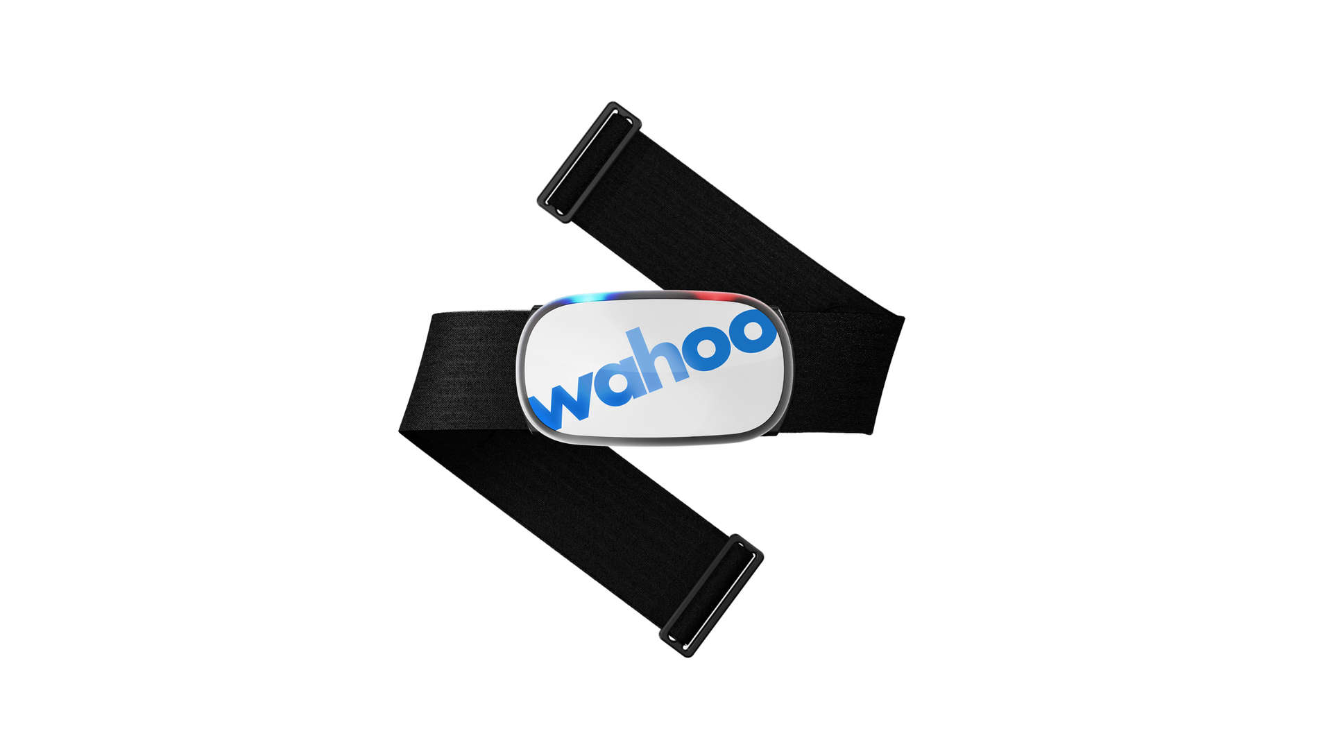 Wahoo TICKR Stealth Hartslagband Wit