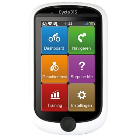 Mio Cyclo 315 GPS West-Europa