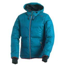 CMP F.lli Campagnolo Ski jas met Capuchon Blauw Dames koop